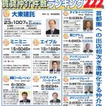 賃貸仲介件数ランキング 2014年