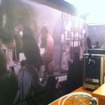 オリジナル壁紙プリント「宇宙酒場」