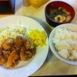 激安!!博多駅前の390円定食「味ひろ」