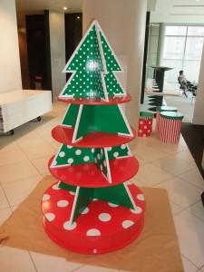 リボード クリスマスツリー