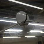 タペストリー用吸盤フックの耐荷重実験