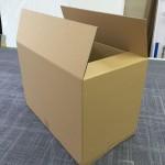 特注サイズダンボール箱を作っています。