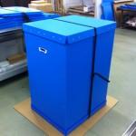 使える素材『プラダン(プラ段)』 ―BOX・ケース・通い箱―