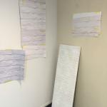 オフィスリノベーションシリーズ「壁紙色合わせ」