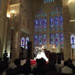 社員の結婚式に参加してきました。。