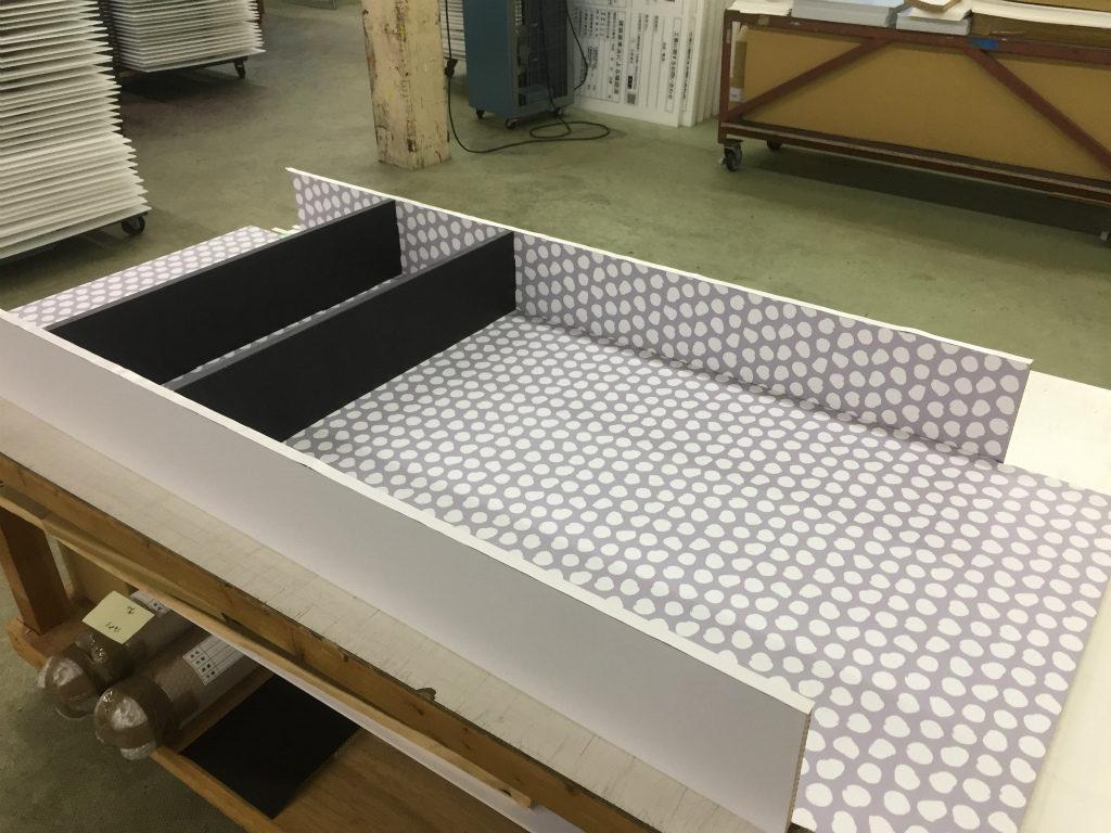 リボード 箱