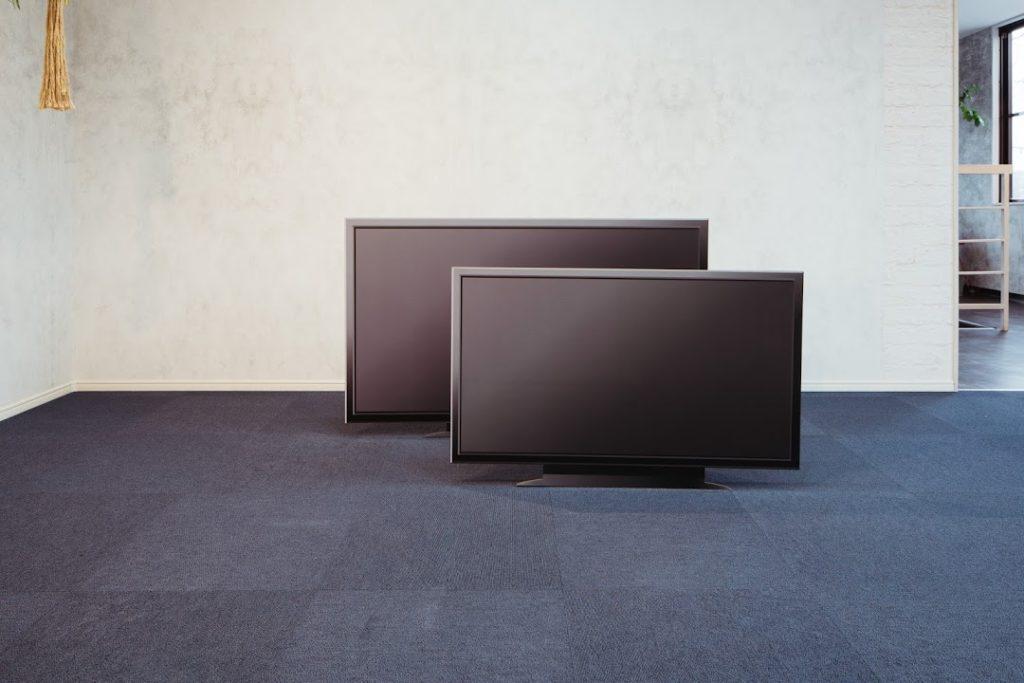 ダミー テレビ